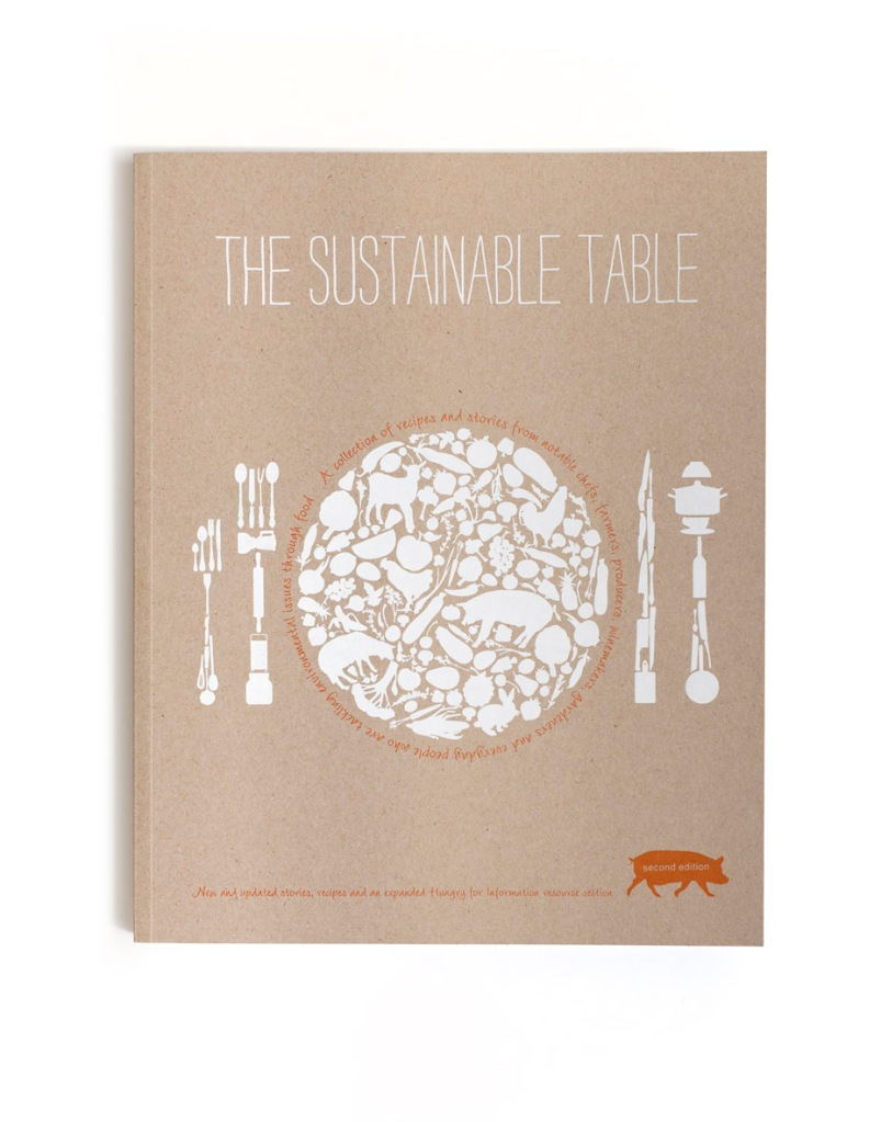Sustainable Table Cookbook