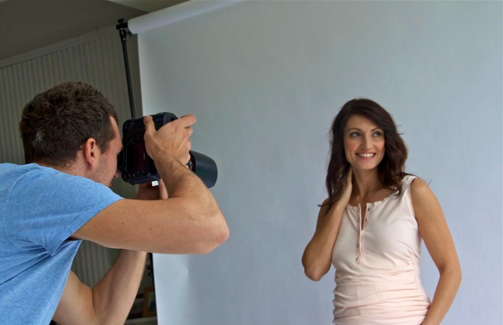 Chris Garbacz Photography sorella & me