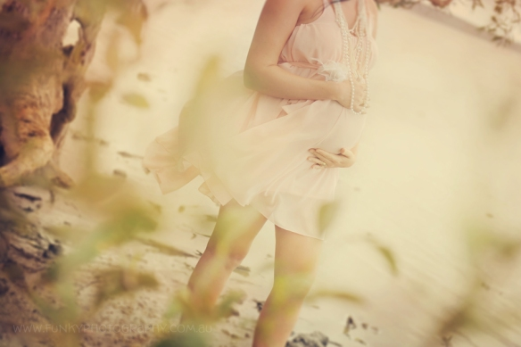 Image by Funky Photography - sorella & me maternity sleepwear