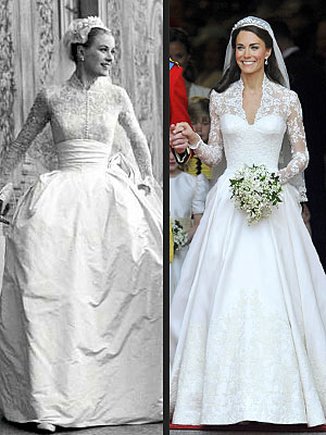 Katherine Middleton Bridal Gown