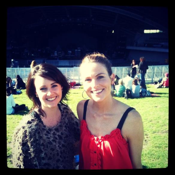 Anna & Alisha