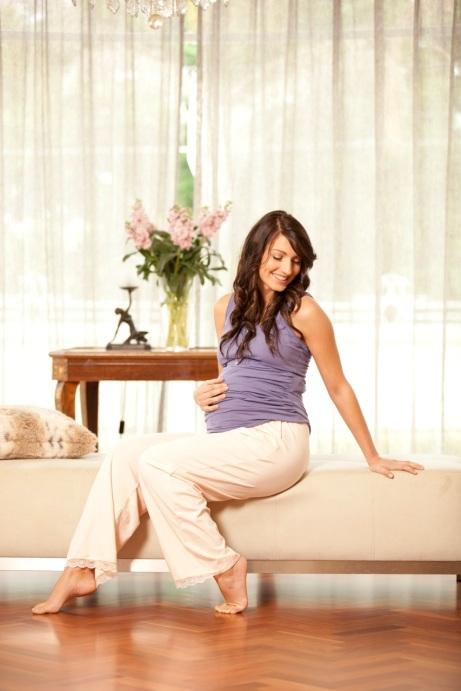 sorella & me organic maternity sleepwear