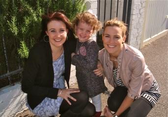 Alisha Watson & Anna McGregor
