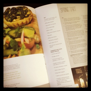 The Sustainable Table cookbook