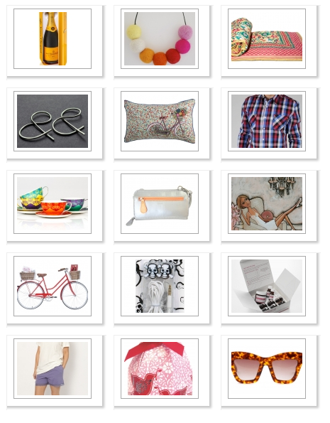 Lots and lots of gift ideas! via www.stylingyou.com.au