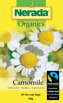 Nerada Organics Chamomile Tea