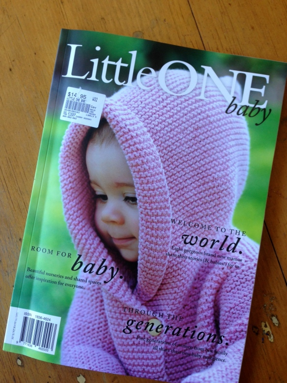 LittleOnebaby Magazine Issue 10 2013