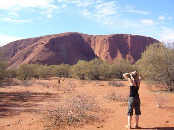 Anna McGregor Uluru
