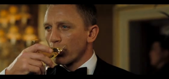 James Bond - Martini