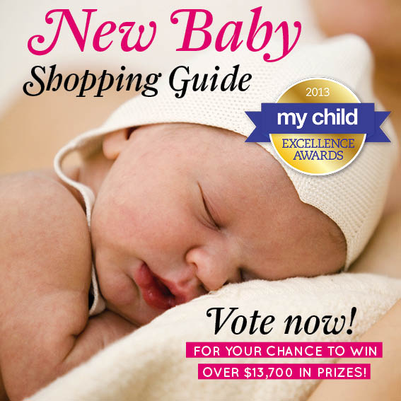 Vote for sorella & me in My Child Awards