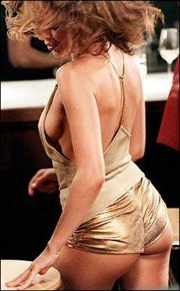 Kylie Minogue Hotpants