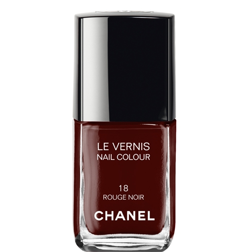 the infamous rouge noir by chanel