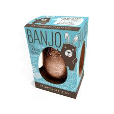 The Banjo Carob Egg. Guilty as charged.