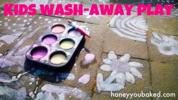 HYB Wash Away Play